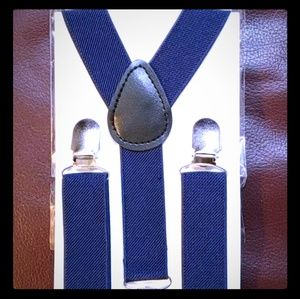 Other - 12 month suspenders - Navy